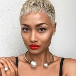 2016 2017 short haircuts for black women new