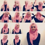 amazing hijab styles tutorial 2016-2017