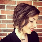 Stacked bob hairstyle for women 2016 2017