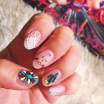 easy gel nail art designs for 2016 2017