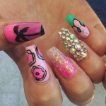 Acrylic Nail Designs and Ideas 2016 2017