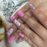 beautiful easy nail art style 2016 2017