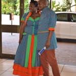 Shweshwe Traditional Wedding Dresses 2017