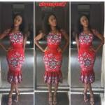 ankara short dresses for style 2016 2017