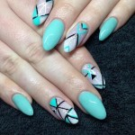 cute acrylic nail designs pictures 2016 2017