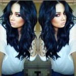 black hair color trends new 2017
