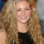 top curly hairstyles for round faces 2017