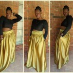 african print pencil skirts 2017