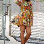kitenge designs for short dresses 2017