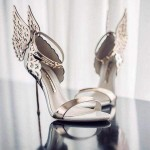 gorgeous girls wedding shoes 2017
