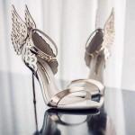 gorgeous girls wedding shoes 2017