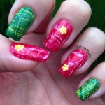 trendy colorful nail art designs 2016 2017