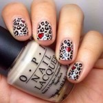 leopard nail art ideas  2016