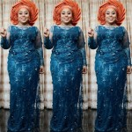 ankara  styles for every plus size woman 2017