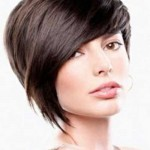 pixie cut with bangs 2017 trends