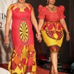 Kitenge/Leso/Khanga dresses designs For 2017