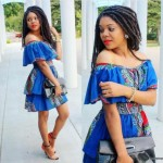african print dresses designs 2017 new