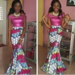 nigeria outfit fashion show 2017