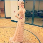 Engagement Hijab Collection 2017 dresses