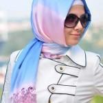 Latest Turkish Hijab Styles 2017 trends