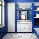 blue bathroom decorating ideas 2017