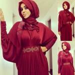 muslim evening dresses models 2017