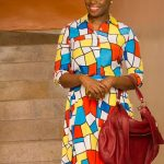 Traditional African Printed Dresses 2017