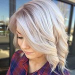 blonde short haircuts for 2017 trends