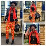 trendy  african print fashion 2017