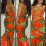 stylish ankara long dresses styles 2017