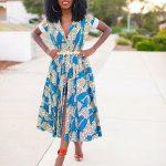 ready to wear kitenge dresses designs 2017