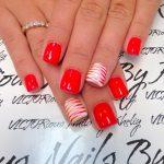 zebra nail art for 2017