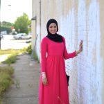 street style classy hijabs 2017