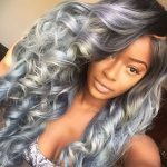 gray hair in style 2017 trends