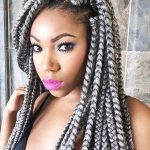 Best Big Box Braids Styles 2017
