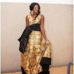 latest kitenge dress fashions 2017