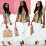 modern Ankara Office Wear Styles 2017