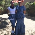 Swish shweshwe dresses 2017 new
