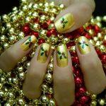 christmas nail art design ideas 2017