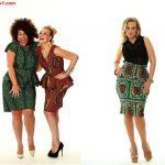 Plus Size African Trendy Dresses 2017