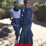 south africa latest shweshwe dresses 2017
