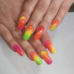acrylic nail art design ideas 2017