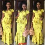 ankara style fashion outfits 2017 for women