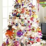 xmas tree decorating ideas trends 2017