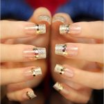 Shiny Nail Art  Ideas 2017