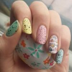 Easter Egg-Themed Nail Art 2017